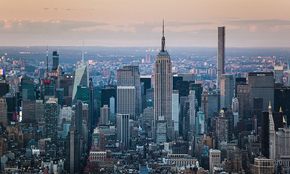 One World Trade Center - Tagger Yancey IV via NYC & Company