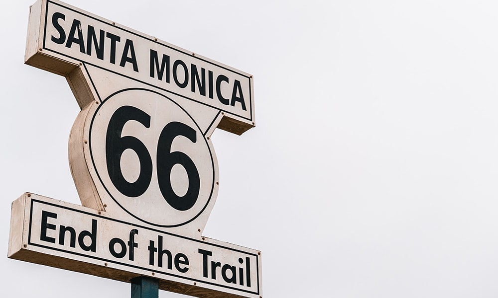 Route 66 - Unsplash