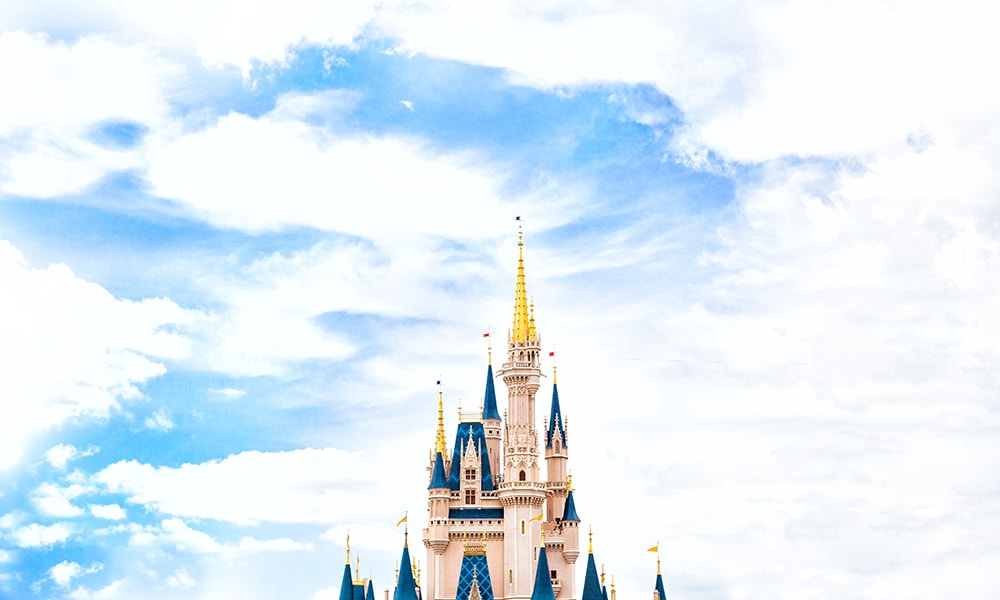 Magic Kingdom, Disney World, Florida