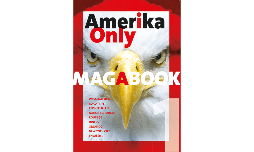 Amerika Only Magabook 1 Cover