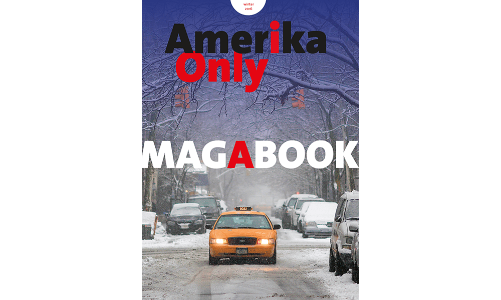 Amerika Only Magabook Winter 2016-min