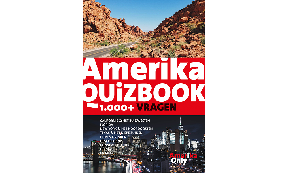 Amerika Quizbook - Unsplash