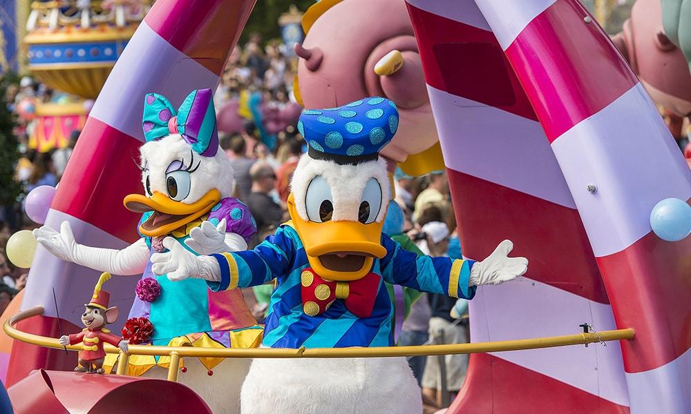 Festival Of Fantasy Parade, Magic Kingdom