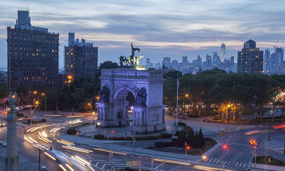 Grand Army Plaza, Brooklyn, New York