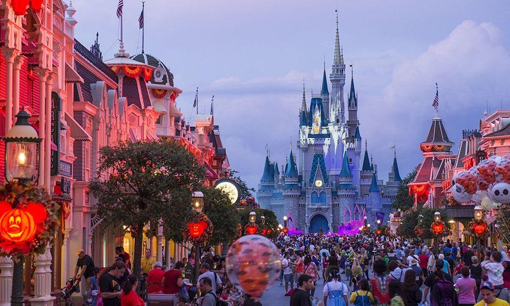 Halloween, Magic Kingdom