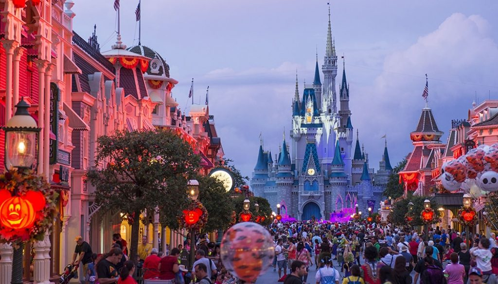 Halloween, Magic Kingdom