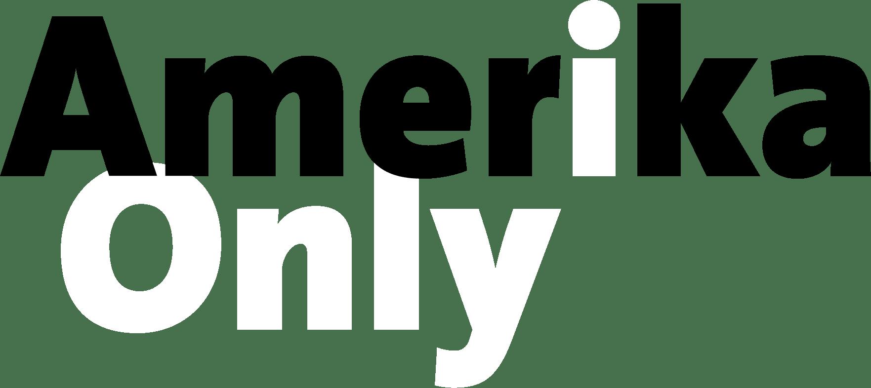 Logo Amerika Only
