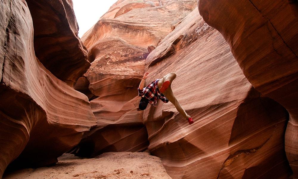 Upper Antelope Canyon bezoeken