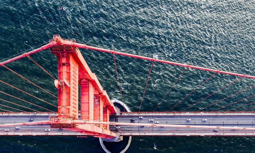 Golden Gate Bridge fietsen