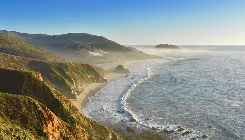 Big Sur Highway 1
