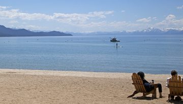 Lake Tahoe strand