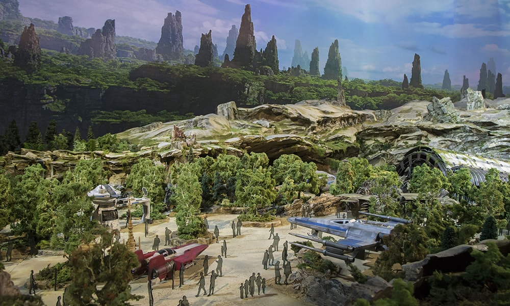 Star Wars Galaxy's Edge, Disney's Hollywood Studios