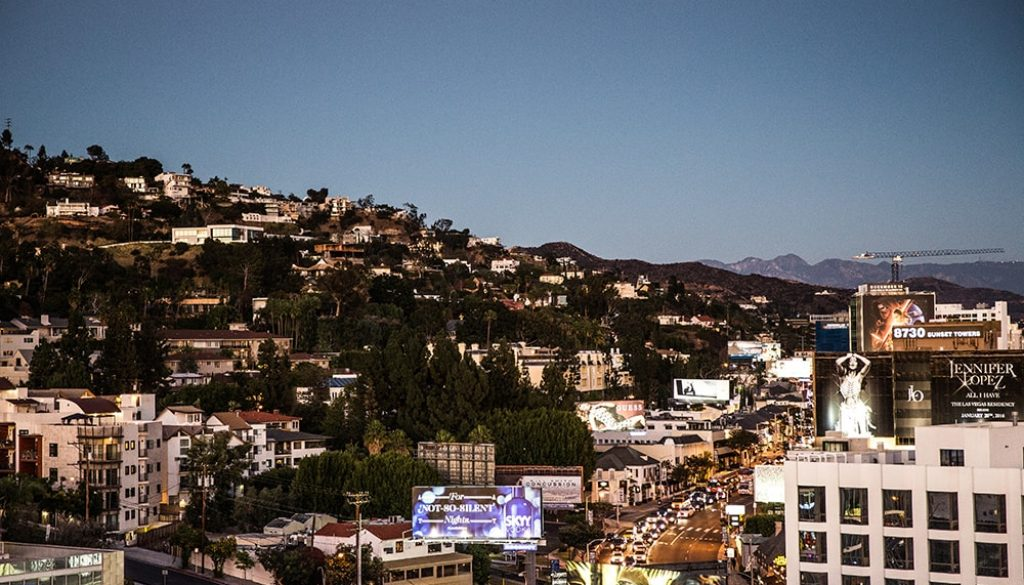 Sunset Boulevard - Max Whittaker via Visit California