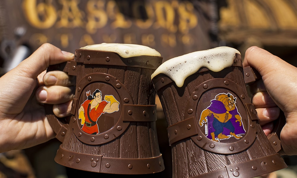 Gaston's Tavern, Magic Kingdom