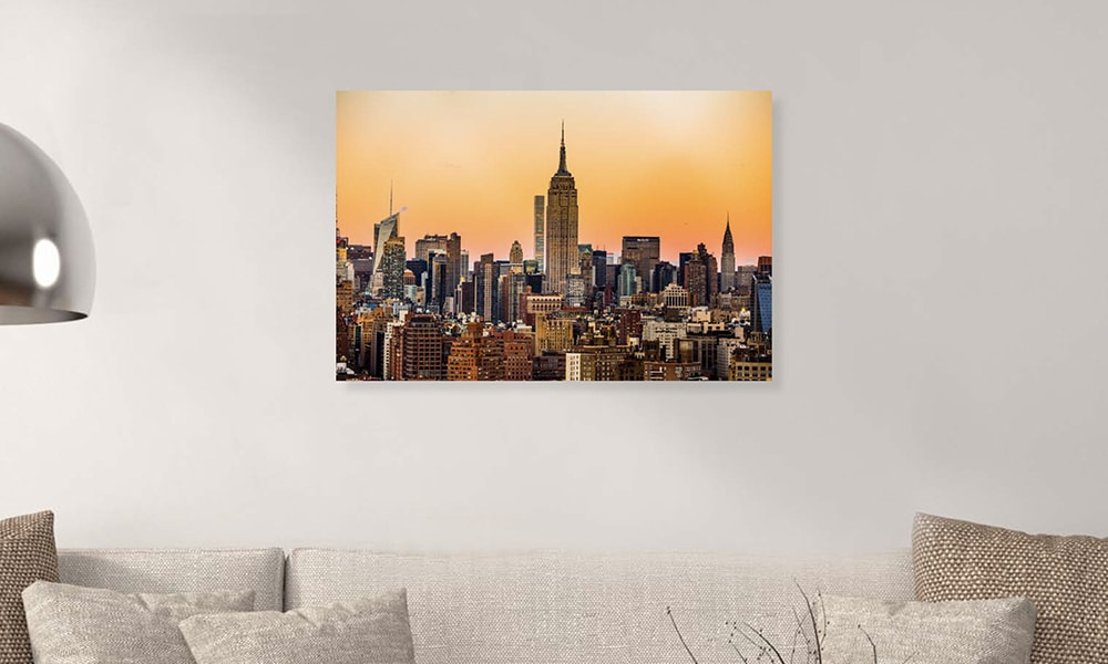 Empire State Building op dibond en forex (90 x 60 cm).jpg