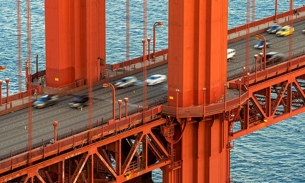 Golden Gate Bridge bezoeken
