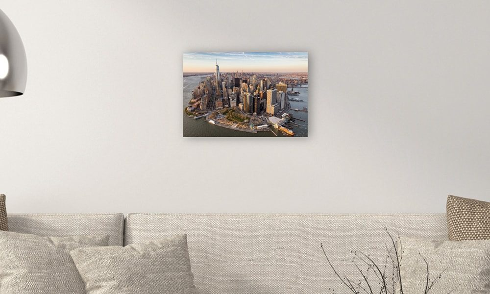 New York I op forex (60 x 40 cm)