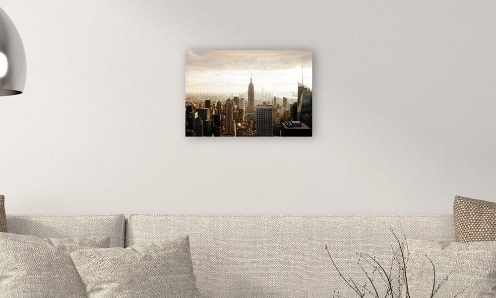 New York II op forex (60 x 40 cm)