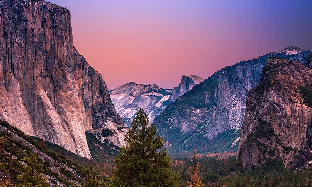 Californië bestemmingen