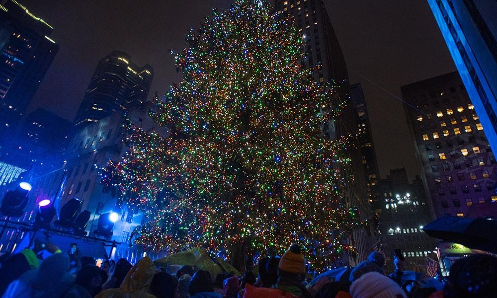 Alles Wat Je Moet Weten Over De Kerstboom Van New York Amerika Only