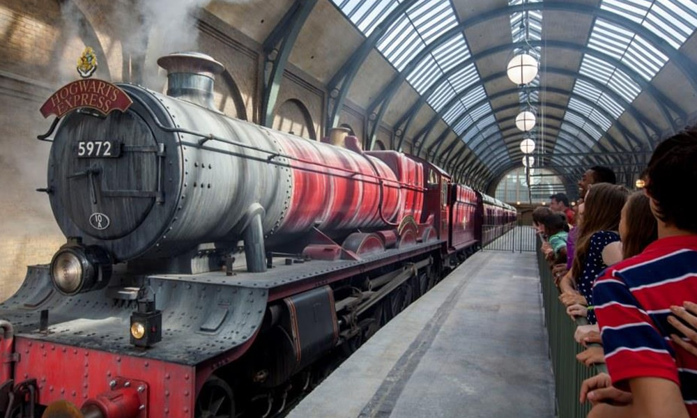 The Wizarding World of Harry Potter, Universal Orlando Resort 15 - © 2017 Universal Orlando Resort