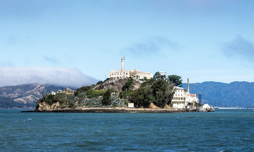Alcatraz openingstijden