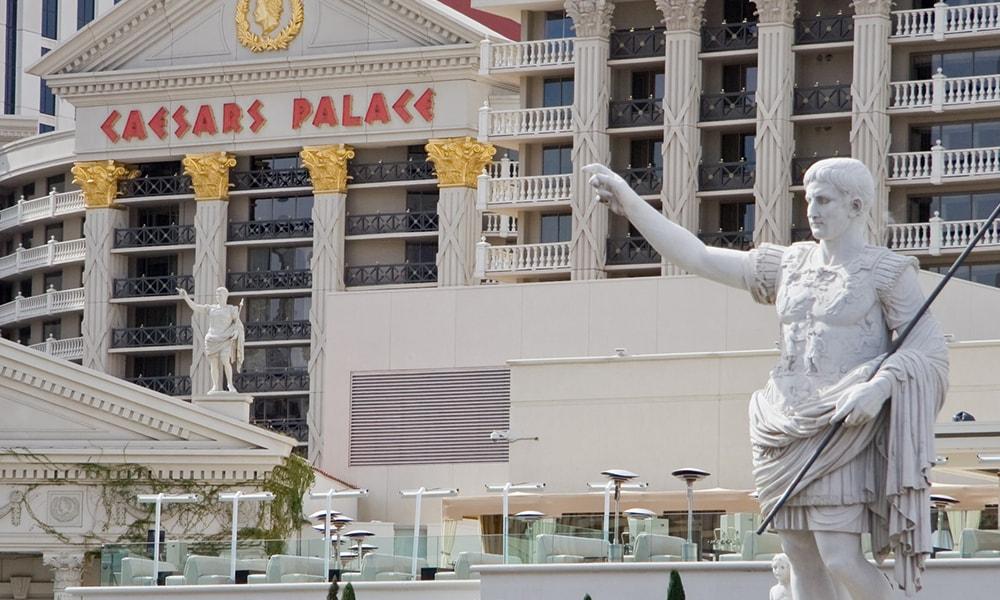 Caesars Palace - Ryan Jerz