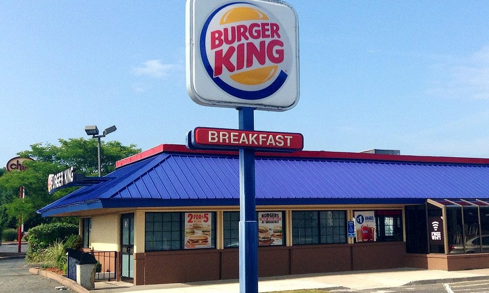 Burger King - Mike Mozart