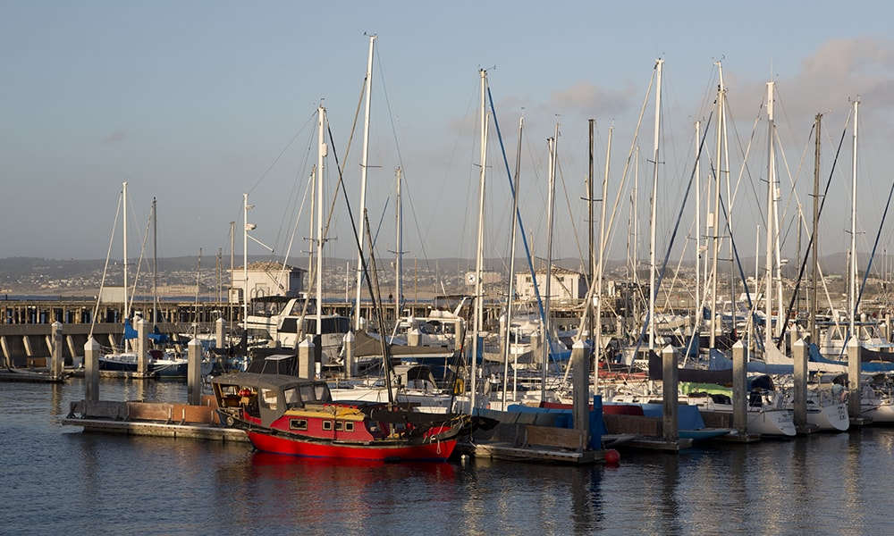 Fishermans Wharf Monterey 5 - Carol Highsmith via Visit California