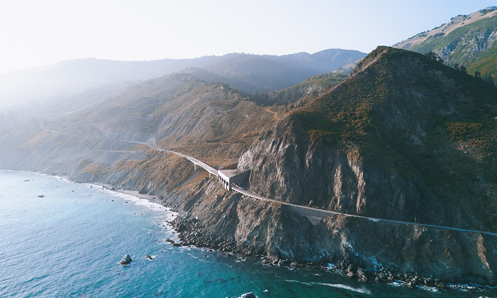 Highway 1 Route