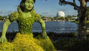 International Flower & Garden Festival, Epcot 5 - Matt Stroshane