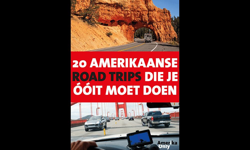 20 Amerikaanse Road Trips Die Je Óóit Moet Doen-min