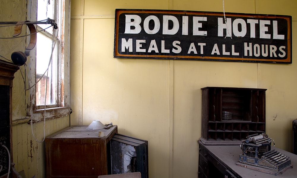 Bodie 2 - Carol Highsmith via Visit California