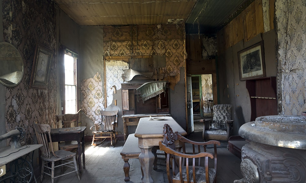 Bodie 3 - Carol Highsmith via Visit California