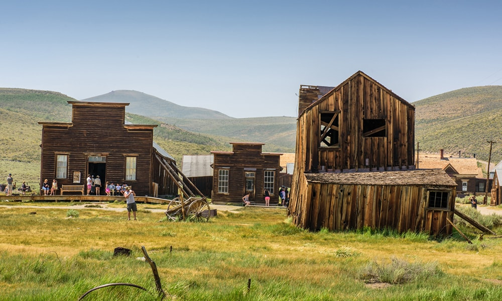 Bodie - Myles McGuinness via Visit California