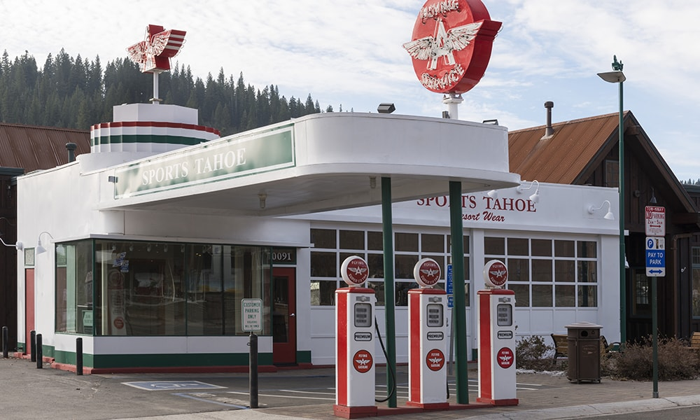 Truckee - Carol Highsmith via Visit California