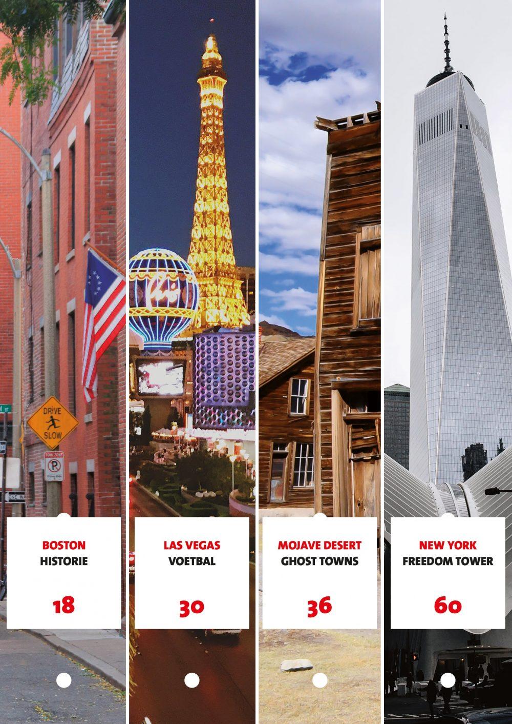 Amerika Only Magabook 4 - Inkijkexemplaar