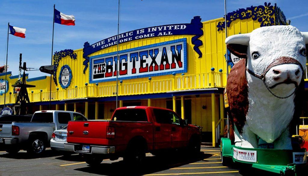 The Big Texan 3 - Anneloes Keunen via Amerika Only