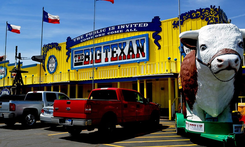 The Big Texan 3 - Anneloes Keunen via Amerika Only