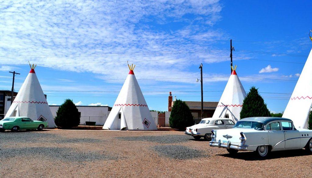 Wig Wam Motel - Anneloes Keunen via Amerika Only