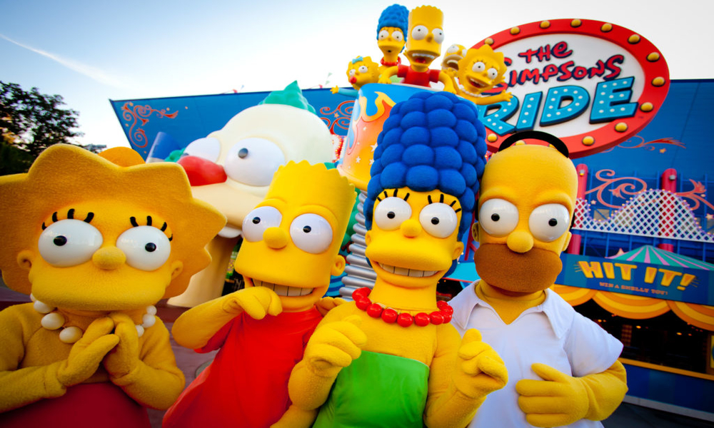 The Simpsons - Universal Orlando Resort