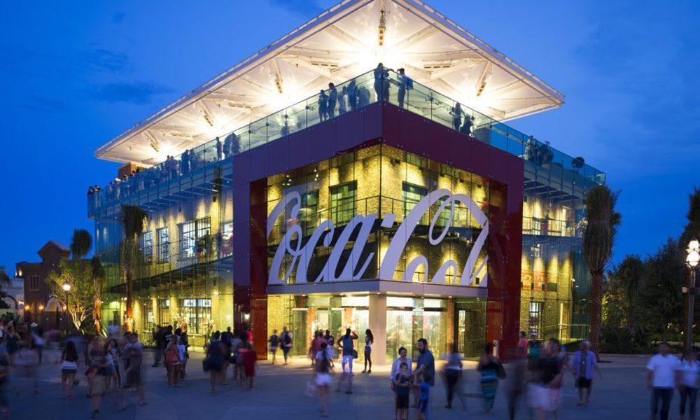 Coca-Cola Store - David Roark via WDW News