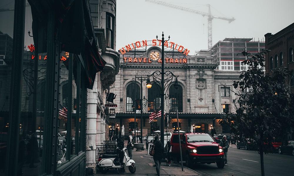 Union Station, Denver - Unsplash