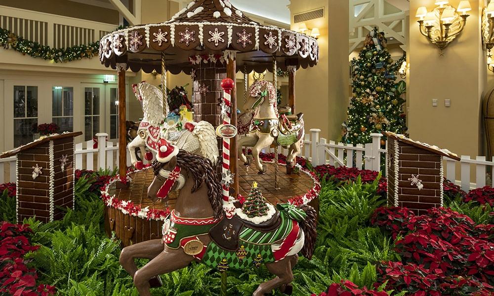 Gingerbread House 2 - Kent Philips via WDW News