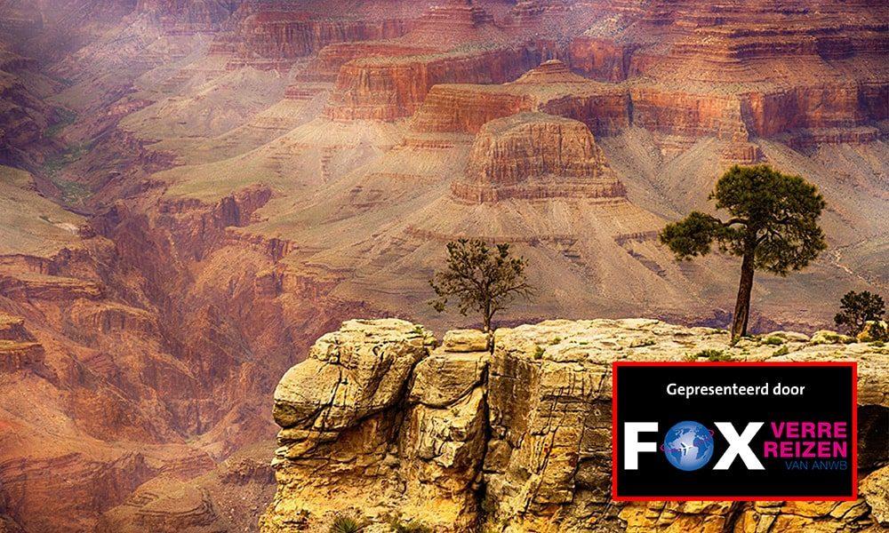 Grand Canyon National Park + FOX, Verre Reizen van ANWB