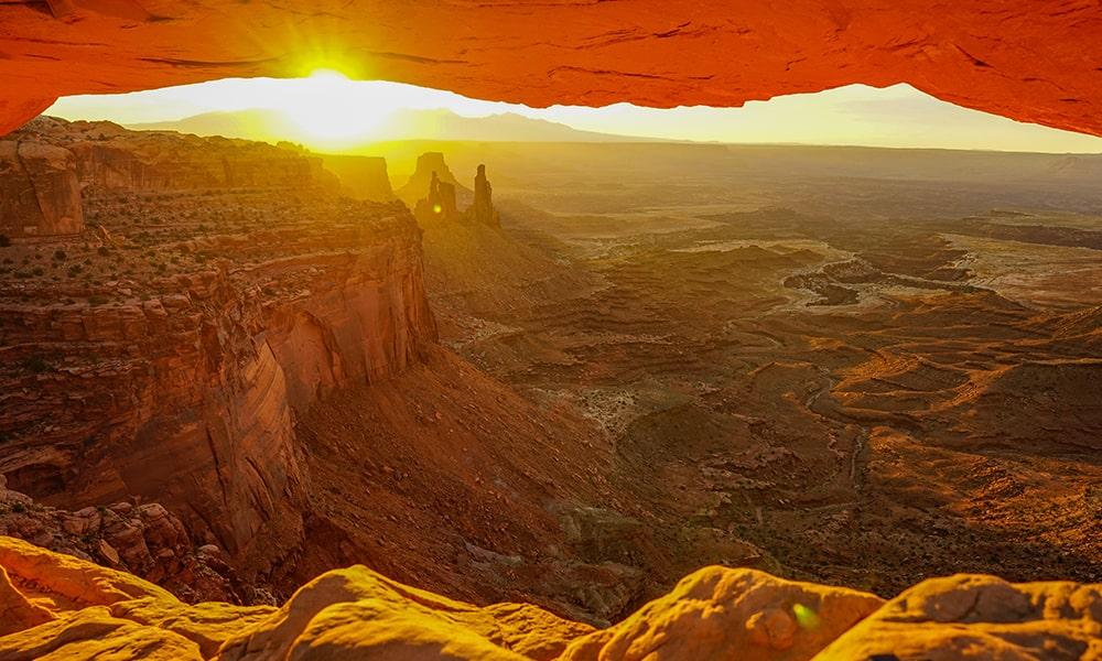 Canyonlands National Park bezoeken