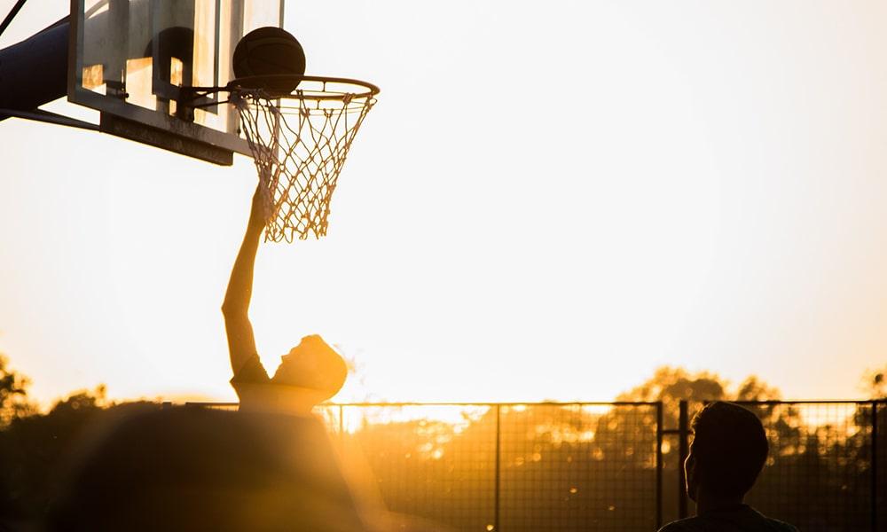Basketbal - Pixabay