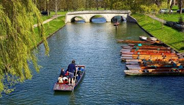 Cambridge - Pixabay