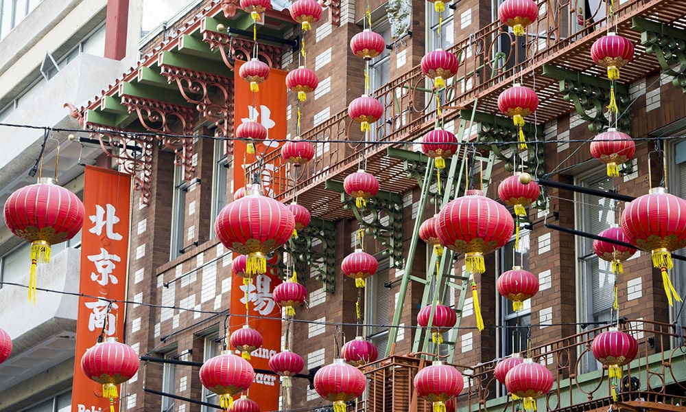 Chinatown San Francisco - Pixabay