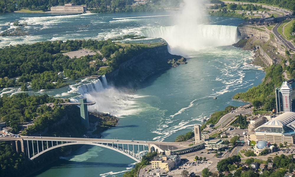 Niagara Falls - Pixabay
